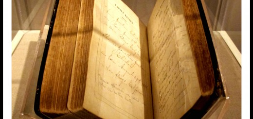 "Family Bible of Gen. Thomas Jonothan ""Stonewall"" Jackson by geraldbrazell, on Flickr. CC Image, Some rights reserved"