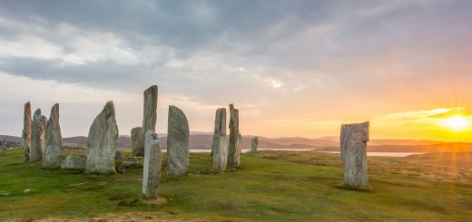 Callanish Stones 2 by Christopher Combe Photography, on Flickr. CC Image, Some rights reserved