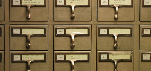 University of Michigan Library Card Catalog by dfulmer, on Flickr. CC Image, Some rights reserved