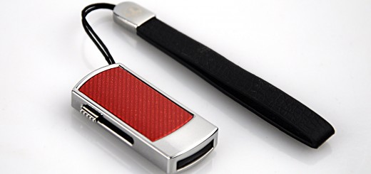 Transcend USB Flash Drive by Anton Fomkin, on Flickr. CC Image, Some rights reserved