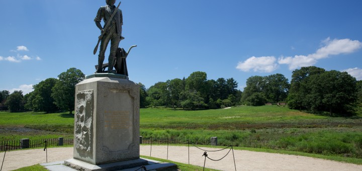 The Concord Battlefield by Rob Shenk, on Flickr. CC Image, Some rights reserved