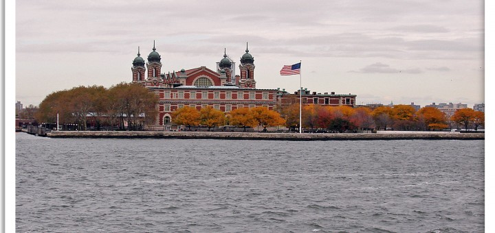 New York 2009 - Ellis Island by Jorbasa  Fotografie, on Flickr. CC Image, Some rights reserved